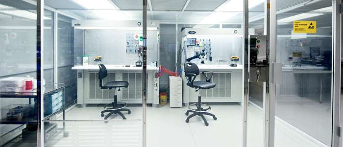 Image result for data recovery clean room