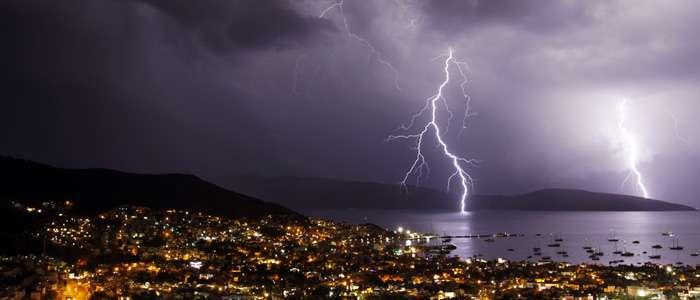 Lightning Damage Data Recovery Ireland