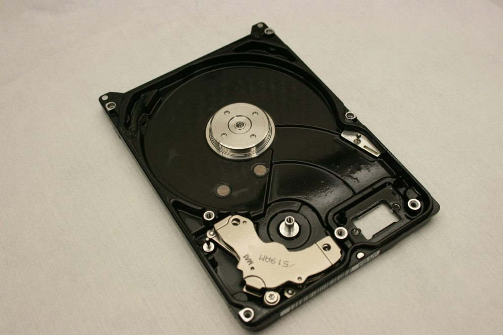 WD5000BEVT-75ZAT0 - Bare Chassis
